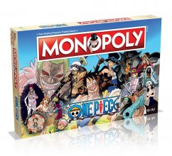 One Piece desková hra Monopoly *English Version*