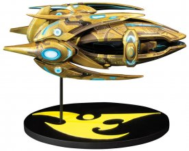 StarCraft Replica Protoss Carrier Ship 18 cm