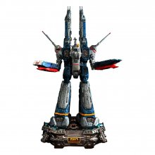 Robotech Macross Diorama 1/1200 SDF-1 Vacuum Tube Digital Sound