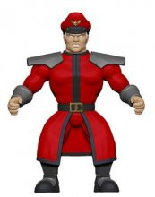 Street Fighter Savage World Akční figurka M. Bison 10 cm