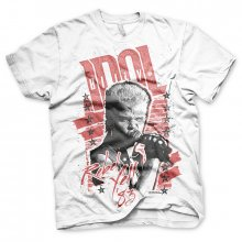 Tričko Billy Idol Rebel Yell '83