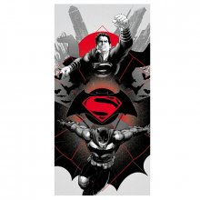 Ručník Batman v Superman 140 x 70 cm