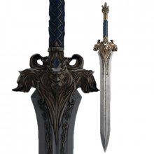 Warcraft replika 1:1 meč King Llanes´s 121 cm