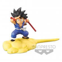 Dragonball Kintoun Figure Son Goku on Flying Nimbus Special Colo