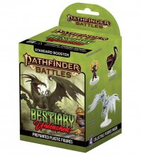 Pathfinder Battles: Bestiary Unleashed Booster Brick (8)