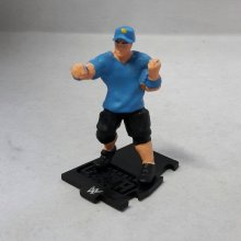 WWE Wrestling mini figurka John Cena Blue Shirt 8 cm