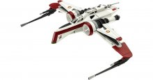 Star Wars Model Kit 1/83 ARC-170 Fighter 10 cm