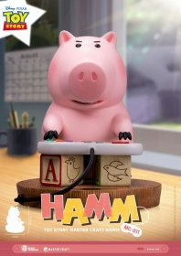 Toy Story Master Craft Socha Hamm 28 cm