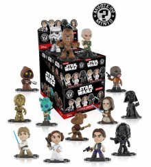 Star Wars Mystery Minis Vinyl mini figurky 6 cm Display (12)
