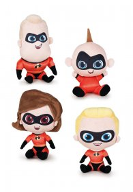 Incredibles 2 Plush Figures 28 cm Assortment (12)
