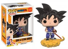 Dragonball Z POP! Animation Vinyl Figure Goku and Flying Nimbus