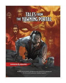 Dungeons & Dragons RPG Adventure Tales from the Yawning Portal e
