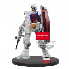 Mobile Suit Gundam Socha Internal Structure RX-78-2 Gundam Weap