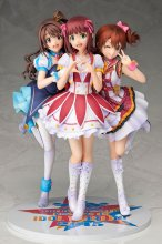The Idolmaster Masters Of Idol World PVC Statue 1/8 10th Anniver