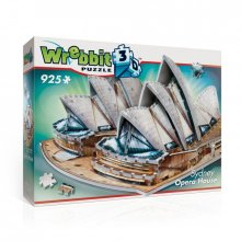 Wrebbit The Classics Collection 3D Puzzle Sydney Opera House