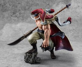 One Piece Excellent Model P.O.P Neo Maximum PVC Statue Whitebear