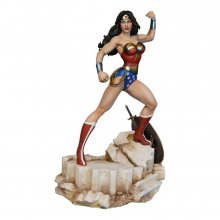 DC Comic Super Powers Collection Maquette Wonder Woman 34 cm