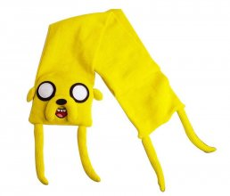 Adventure Time Scarf Jake