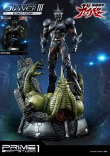 Guyver The Bioboosted Armor Socha & Bust Guyver III Ultimate Ed