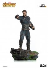 Avengers Infinity War BDS Art Scale Statue 1/10 Captain America
