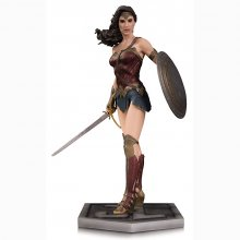 Justice League Movie soška Wonder Woman 33 cm