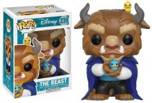 Beauty and the Beast POP! Disney Vinylová Figurka The Beast 9 cm
