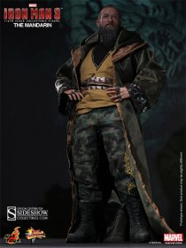 Iron Man 3 Movie Masterpiece figurka The Mandarin 30 cm