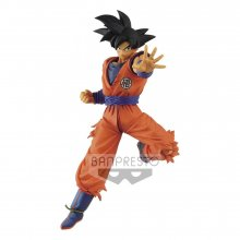 Dragon Ball Super Chosenshiretsuden PVC Socha Son Goku 16 cm