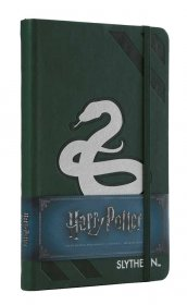Harry Potter Hardcover Ruled Journal Zmijozel New Design