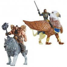 Warcraft Figures 4-Pack Battle In A Box 6 cm Case (4)