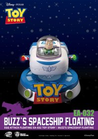 Toy Story Egg Attack Floating Model with Light Up Function Buzz'