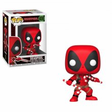 Marvel Comics POP! Marvel Holiday Vinyl Bobble-Head Deadpool (Ca