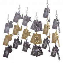 Kingdom Hearts Diecast Mini Charm Collection 10 cm Assortment (1