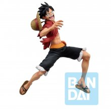 One Piece Ichibansho PVC Socha Great Banquet Luffy 16 cm