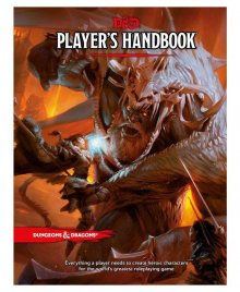 Dungeons & Dragons RPG Player's Handbook english