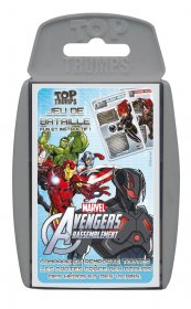Avengers karetní hra Top Trumps *French Version*