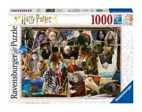 Harry Potter skládací puzzle Harry Potter vs. Voldemort (1000 pi