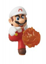 Nintendo UDF Series 2 mini figurka Fire Mario (New Super Mario B
