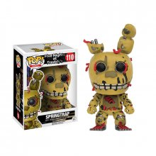 Five Nights at Freddys POP! figurka Springtrap 9 cm