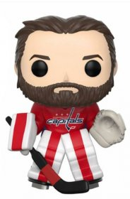 NHL POP! Hockey Vinylová Figurka Braden Holtby (Washington Capit