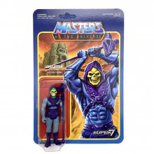 Masters of the Universe ReAction Akční figurka Wave 2 Skeletor 1