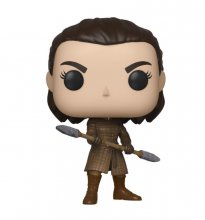 Game of Thrones POP! Television Vinylová Figurka Arya w/Two Head