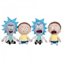 Rick and Morty Plush Figures 54 cm prodej v sadě (4)