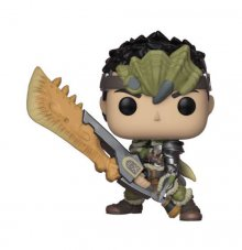 Monster Hunter POP! Games Vinyl Figure Male Hunter 9 cm