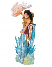 One Piece FiguartsZERO PVC Socha Monkey D. Luffy Brother's Bond
