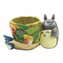 My Neighbor Totoro Plant Pot Collect Leaves 19 cm
