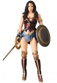 Justice League Movie MAF EX Akční figurka Wonder Woman 16 cm