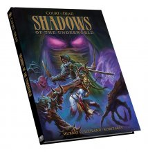 Court of the Dead Graphic Novel Shadows of the Underworld englis