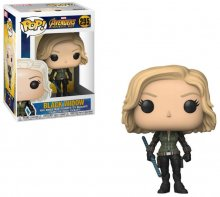 Avengers Infinity War POP! Movies Vinylová Figurka Black Widow 9