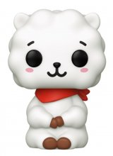 BT21 Line Friends POP! Animation Vinylová Figurka RJ 9 cm